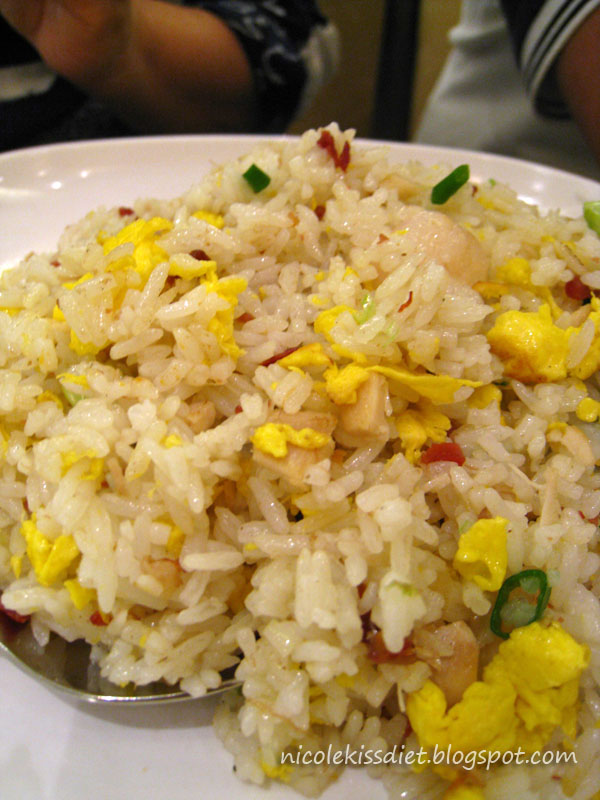 yang zhou fried rice