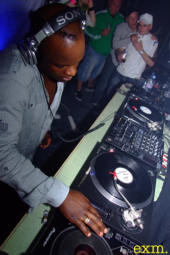 Apparition, DJ SS
