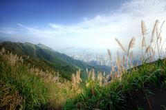 Such a feelin's comin over me (zyryntyrah) Tags: mountain hongkong top kowloon hdr gaye kowloonpeak feingoshan sirintira zyryntyrah maonshancountrypark