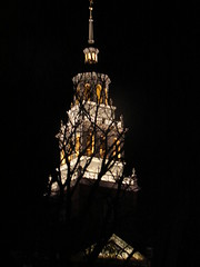 Night Tower (Willsnichols) Tags: cambridge tower church boston night newengland holy massachussetts wilznick