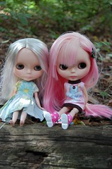 Hue & Catamini's Girl (Lawdeda ) Tags: wonderful georgia many came sooo meet dollies i girlnamedsam lulyloo catamin