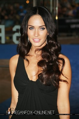Transformers 2 Londres Megan Fox 1