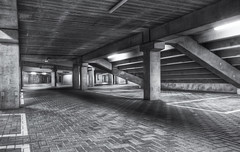 Carpark de Euroborg (Guido Musch) Tags: netherlands nikon nederland explore groningen carpark parkeergarage euroborg sigma1020 d40 guidomusch