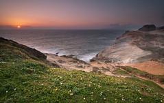 Last Light (Deej6) Tags: ocean sunset beach oregon coast pacific pastels cape kiwanda d80 aplusphoto platinumheartaward tokina1116 vosplusbellesphotos