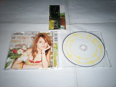 原裝絕版 2006年 9月27日 中澤裕子 CD 原價 1050yen 中古品 2