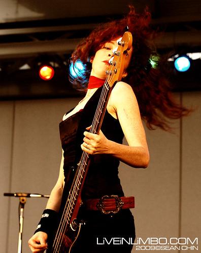 Melissa Auf der Maur @ NXNE 09