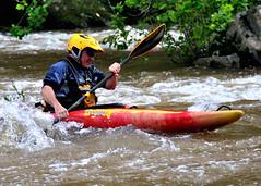 Chili Pepper (noblerzen) Tags: delete10 kayak rapids potomac