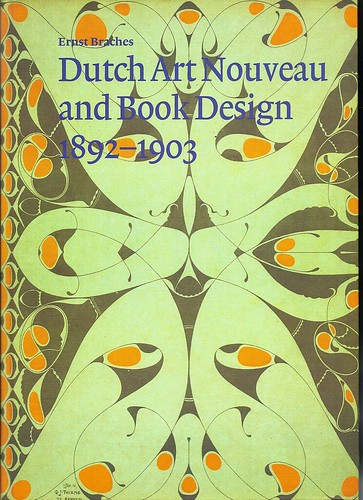 Dutch Art Nouveau and Book Design (2009) cover