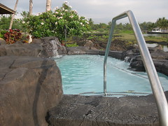 Hot tub, Kolea, Waikoloa