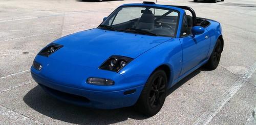 1990 Miata Headlights 1990 Mazda Miata Mx-5