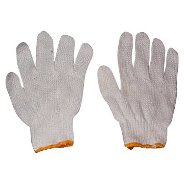 Gloves-cotton