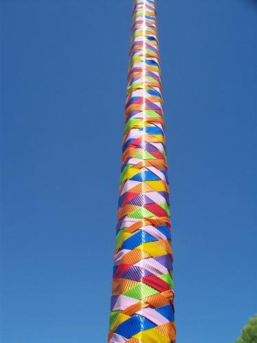 finished maypole big
