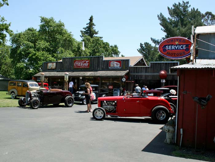 Stokes Garage