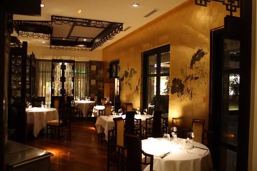 Restaurante Tse Yang Villa Magna
