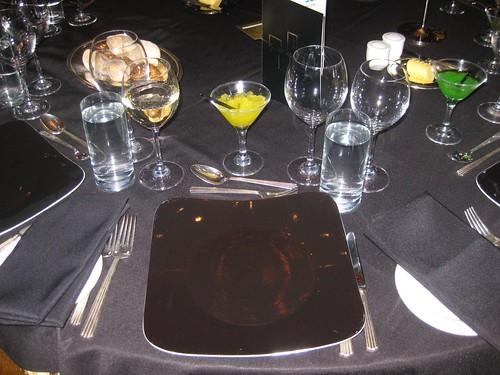 Conference Dinner, Crown Palladium