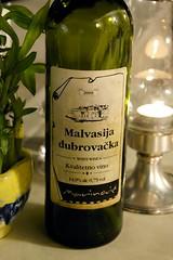 2008 Malvasija dubrovačka, Konavosko Vinogorje