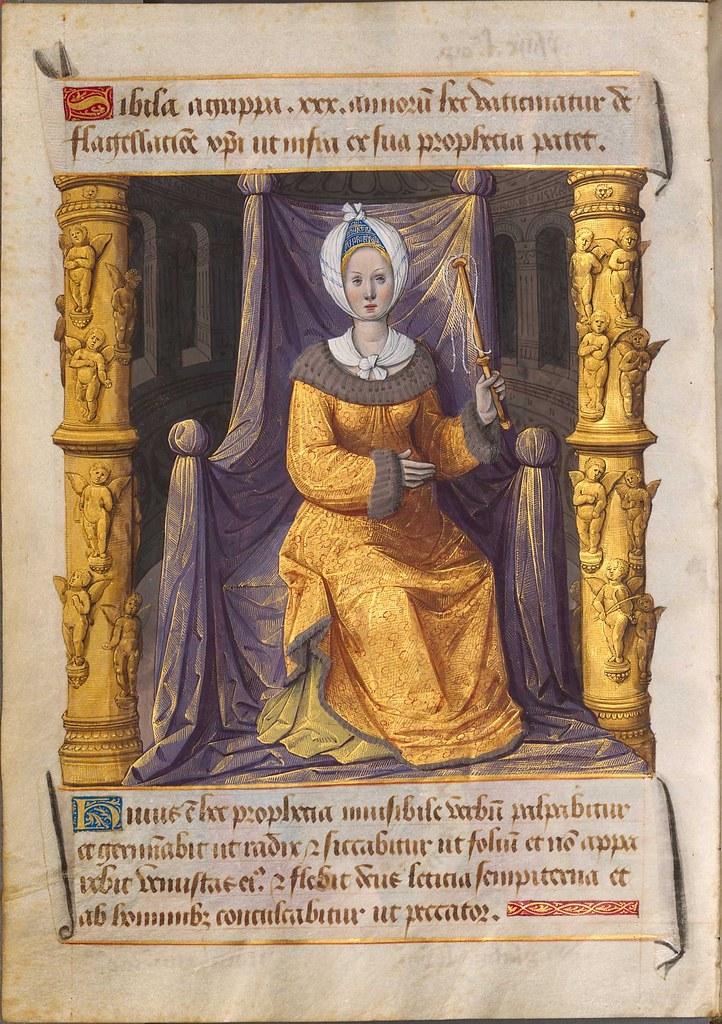 sibyllae et prophetae de Christo Salvatore vaticinantes q