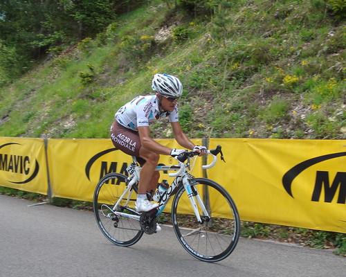 Giro d'Italia Monte Zoncolan 2010