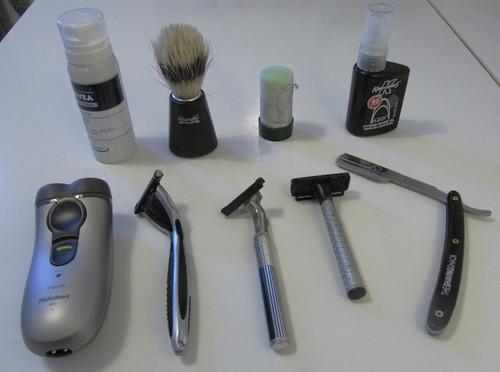 All shaving gear 6064