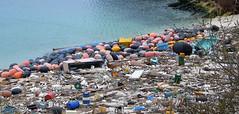 石巻再訪:浮きの回収