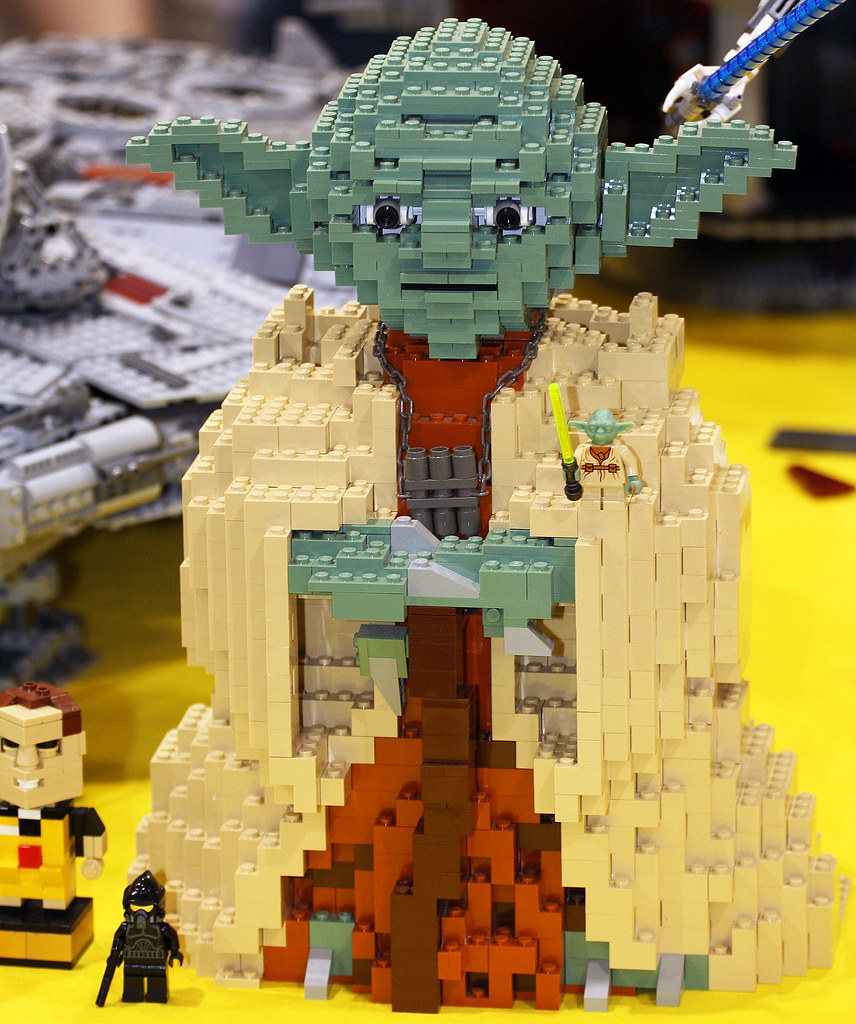 """May the Peace of Lego be With You"" ~Yoda"