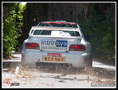20110604_075-Edit.jpg (nichian) Tags: sports car stage rally drivers lamberts rallying 2011 subaruimprezawrc rb11 rogerduckworth rallybarbados2011
