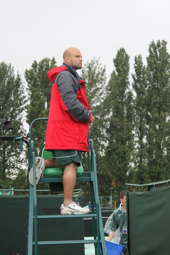 Wimbledon tennis qualifiers 2011