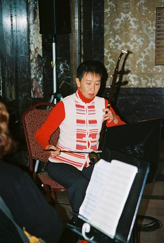 Erhu at Heinz Hall