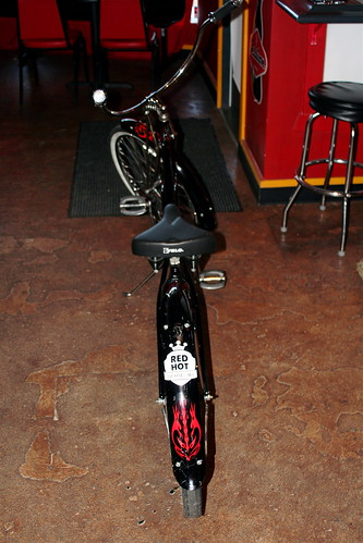 Recycle the Bike Night… – The Red Hot - Tacoma, WA Beer
