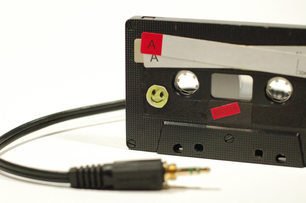 Return to the past and listen to mixtapes from Amsterdam