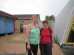 Kerrie & Libby