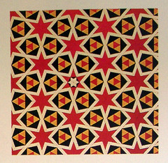 Egyptian tiling