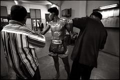 few minutes before... (fly) Tags: thailand bangkok thaiboxing thailandasia ratchadamnernstadium fly simonkolton