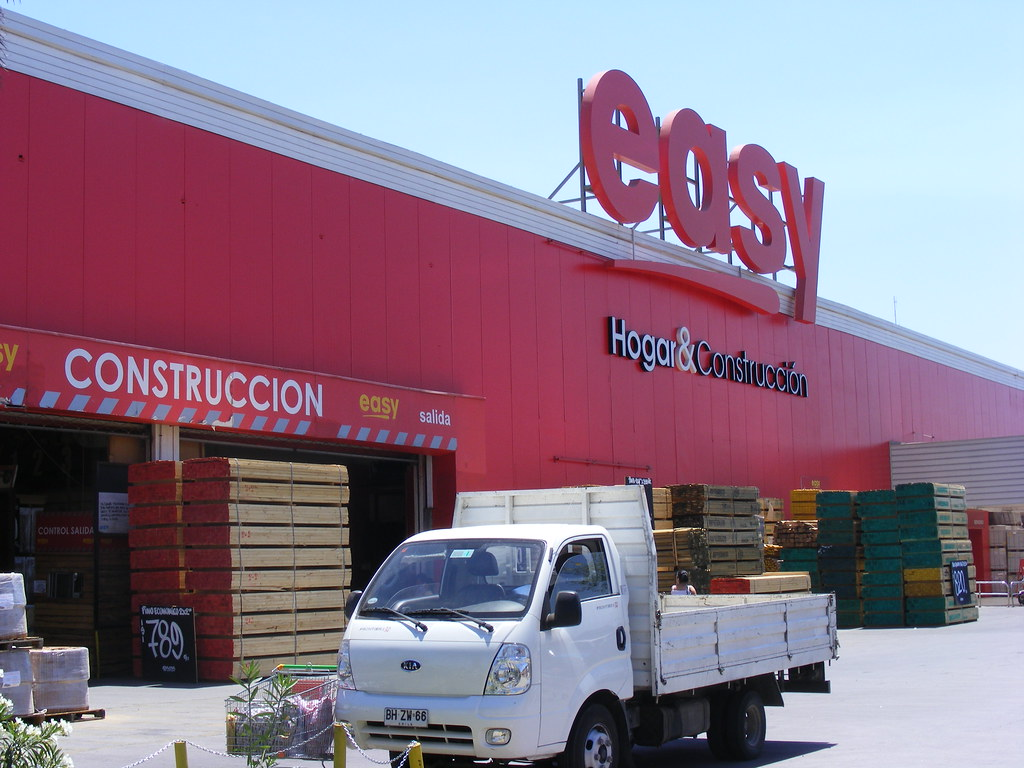 Easy (Mall Arauco Maipú)