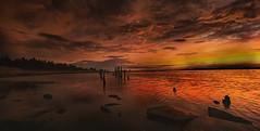 sunset (PENTAXIAN K5.paul) Tags: newzealand dusk sunsets 1022mm invercargill