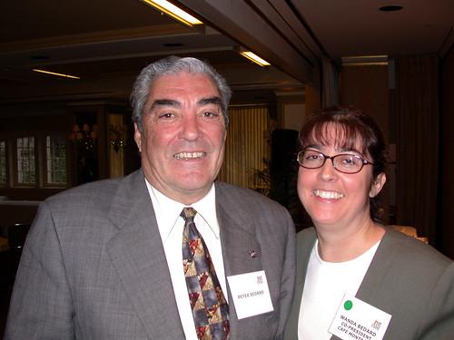 Peter Bedard and Wanda Bedard