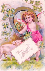 IT-34758 (-R4-) Tags: italy angel vintage reprint