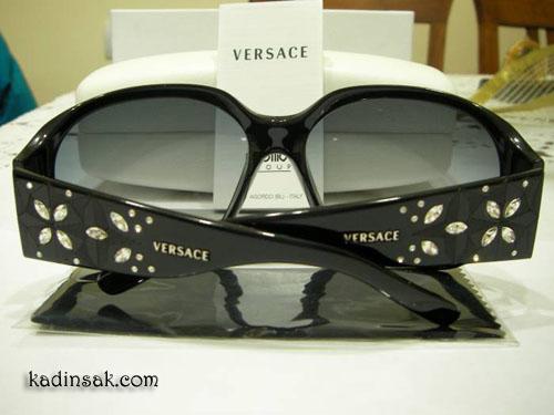 versace bayan güneş gözlüğü modeli