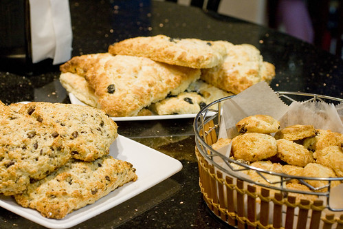 Full Set of Scones