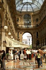 Galleria, Milan (Neil Pulling) Tags: italy milan milano hatfield galleria galleriavittorioemanuele galleriavittorioemanueleii galleriamilan