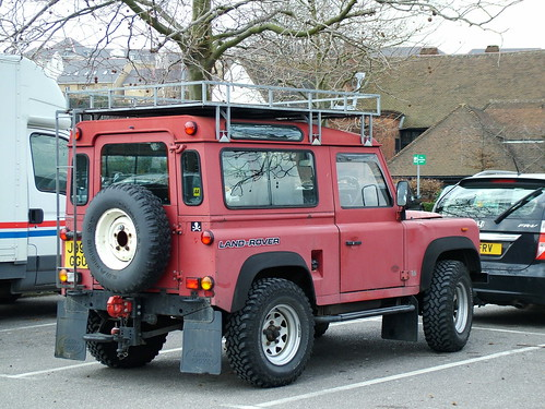 92 Land Rover Defender 90