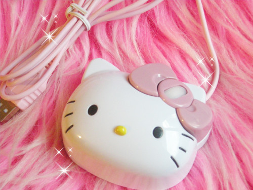 My cute optical mouse