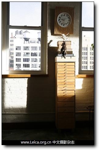 『摄情生活』走入摄影师的私人工作室:Photographer's Studios