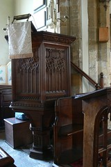 Pulpit, St. Martin - Welton