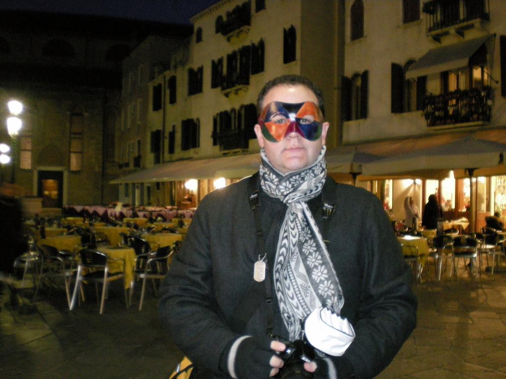 Day 138/365 - Carnival in Venice