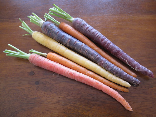 Seward Coop's Colorful Carrots