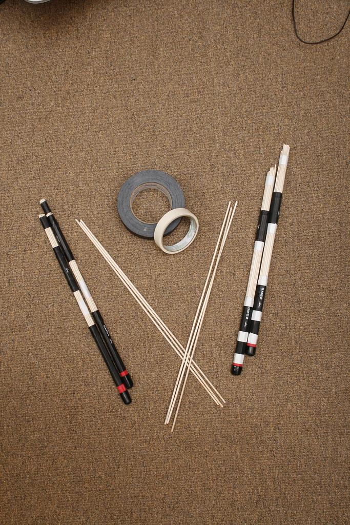 DIY Drum Multi-Rods