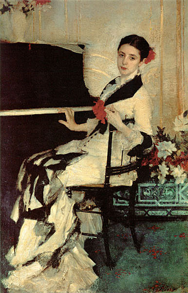 John Singer Sargent, Madame Ramón Subercaseaux, 1880