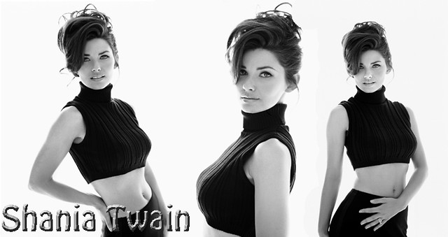 Shania Twain background by Jonas Gurlie <3