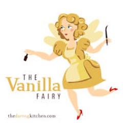 Daring Bakers Logo- Vanilla Fairy